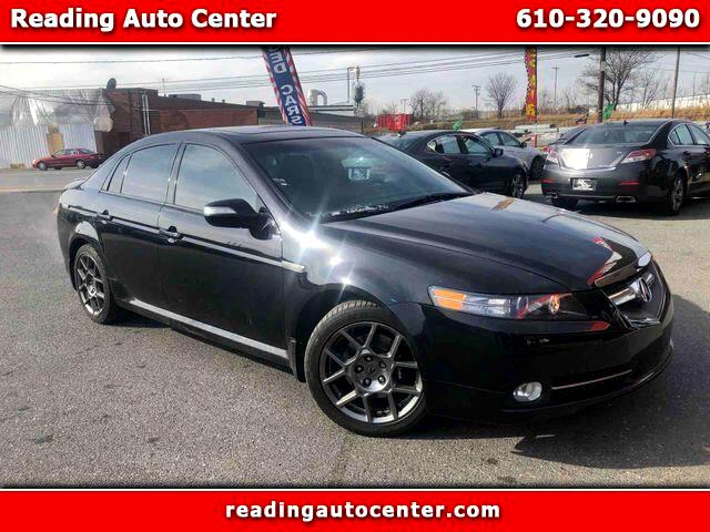 2008 Acura TL Type-S Sedan 4D