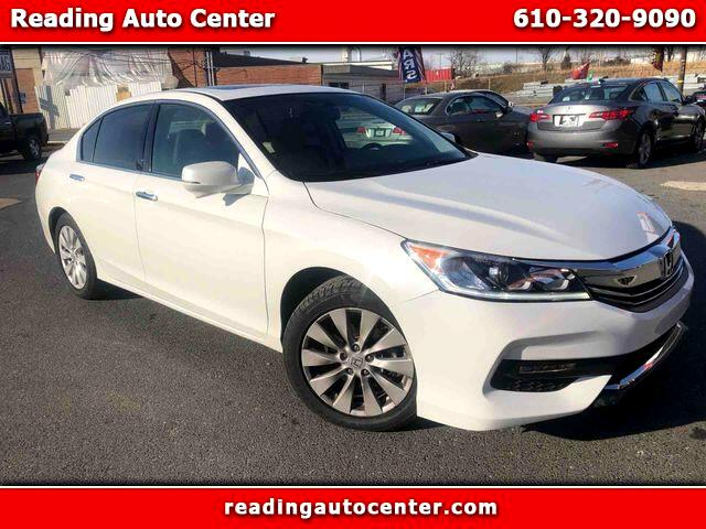 2013 Honda Accord EX-L Sedan 4D