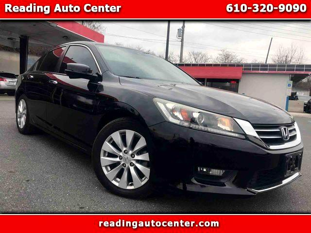 2014 Honda Accord EX-L Sedan 4D