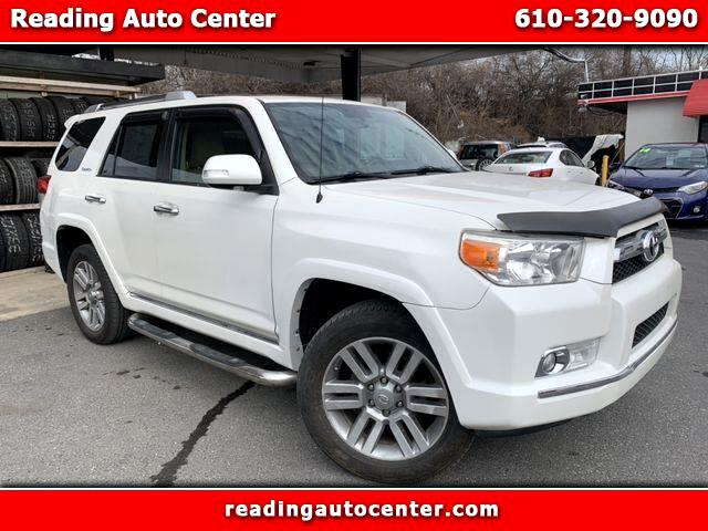 2011 Toyota 4Runner Limited Sport Utility 4D