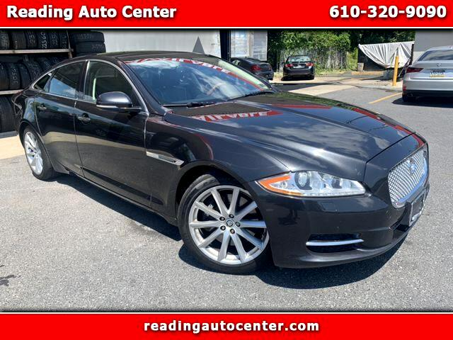 2011 Jaguar XJ-Series XJ Sedan 4D