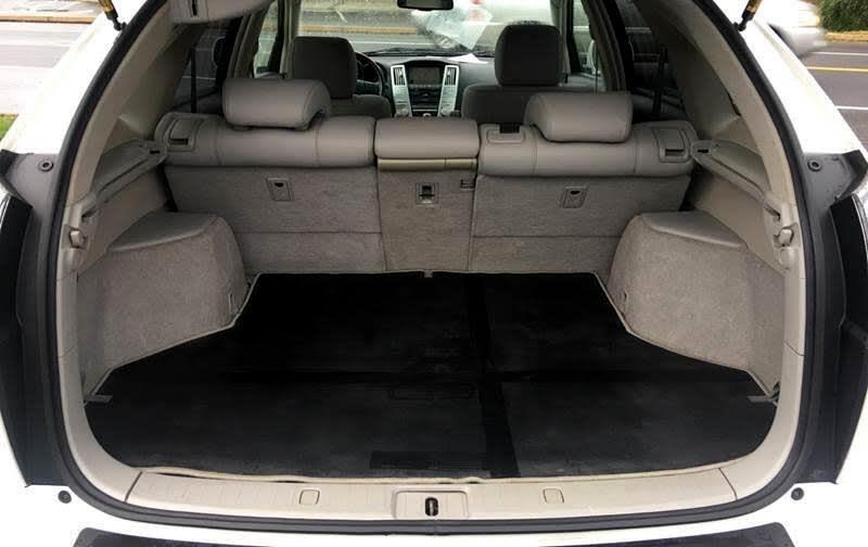 2008 Lexus RX 400h AWD