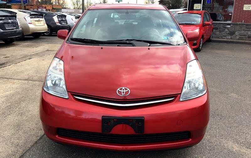 2007 Toyota Prius 4-Door Liftback
