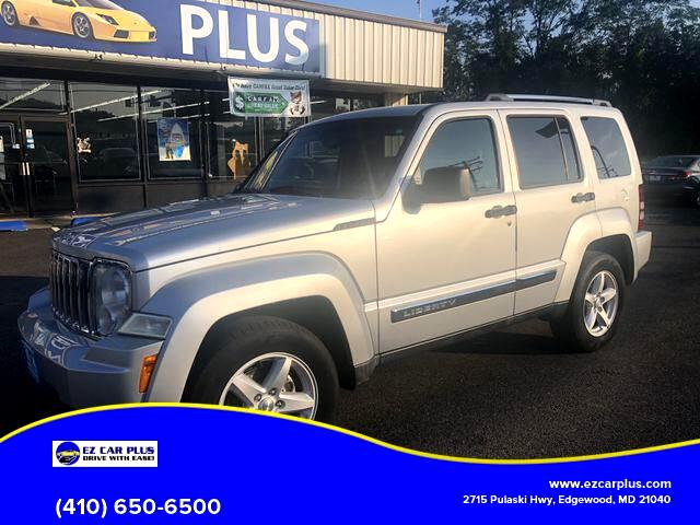 2012 Jeep Liberty Limited Edition Sport Utility 4D