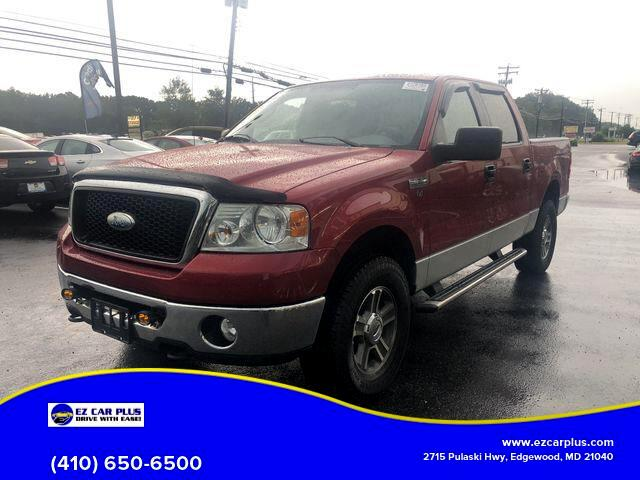 2007 Ford F-150 XLT Pickup 4D 6 1/2 ft
