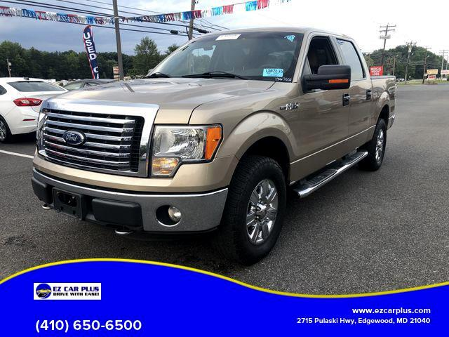 2011 Ford F-150 Platinum Pickup 4D 6 1/2 ft