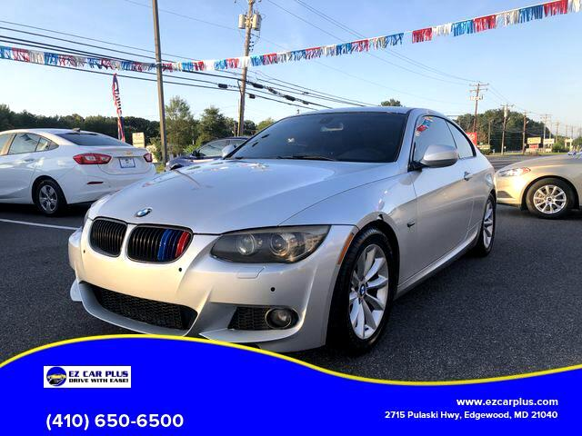 2011 BMW 3-Series 328i xDrive Coupe 2D
