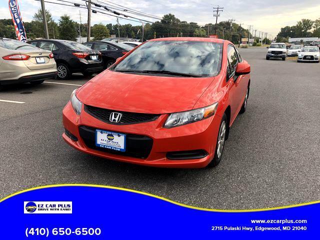 2012 Honda Civic LX Coupe 2D