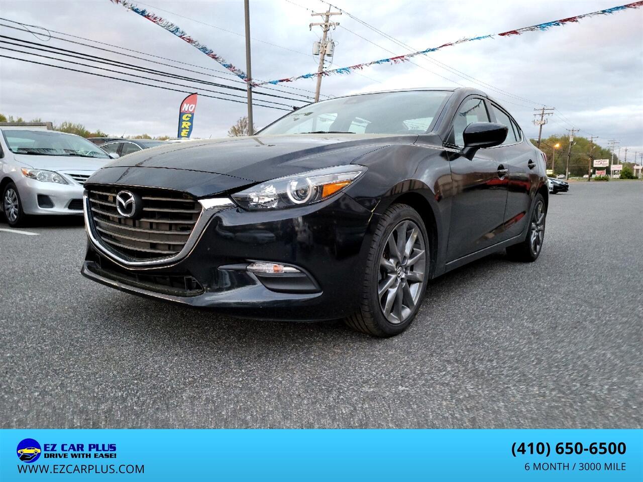 Mazda Mazda3 4-Door Touring Auto 2018