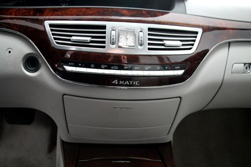 2010 Mercedes-Benz S-Class S550 4-MATIC