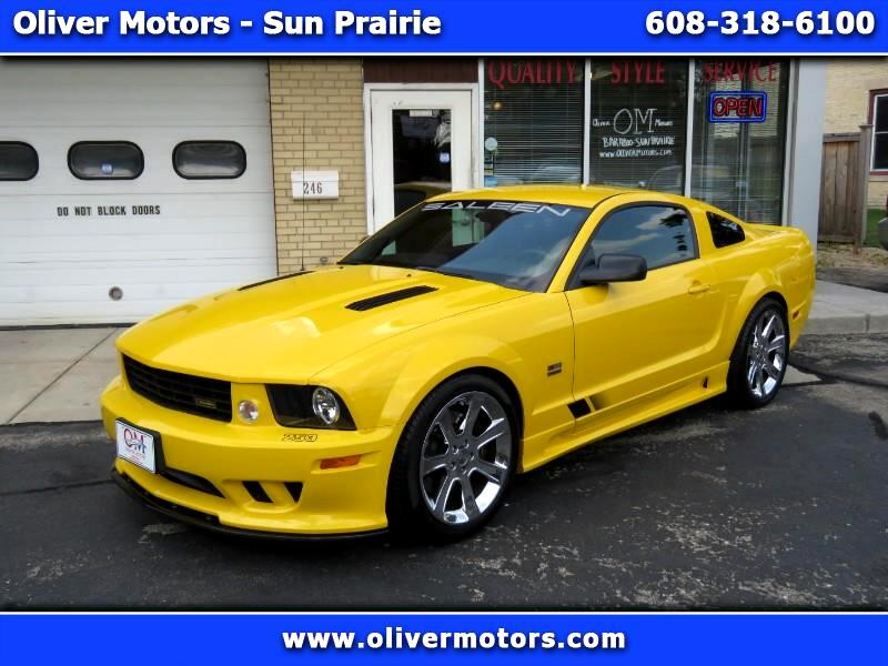 2005 Ford Mustang S281 Saleen