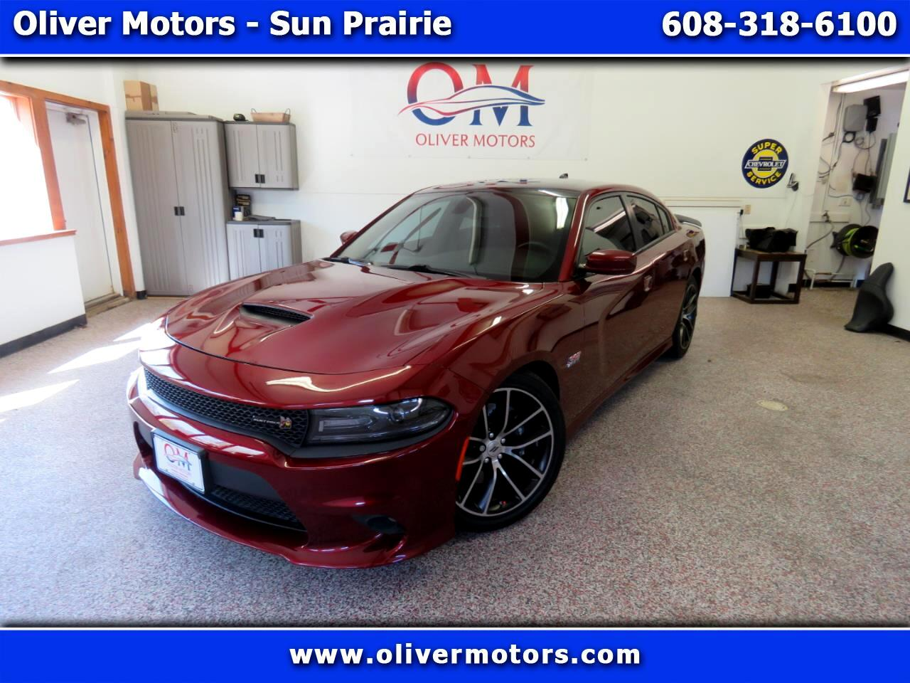 Dodge Charger R/T Scat Pack RWD 2018