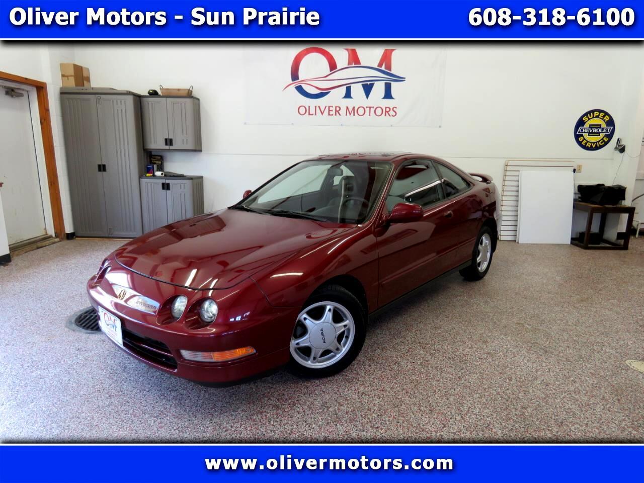 Acura Integra 3dr Sport Cpe SE Auto 1996
