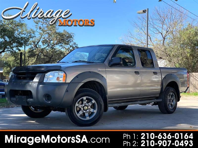 Nissan Frontier XE-V6 Crew Cab 2WD 2003