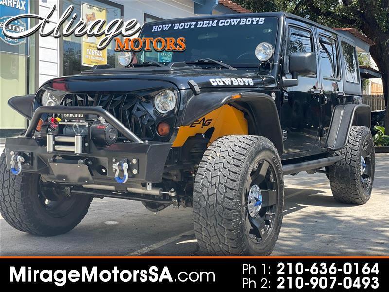Jeep Wrangler Unlimited Rubicon 4WD 2010