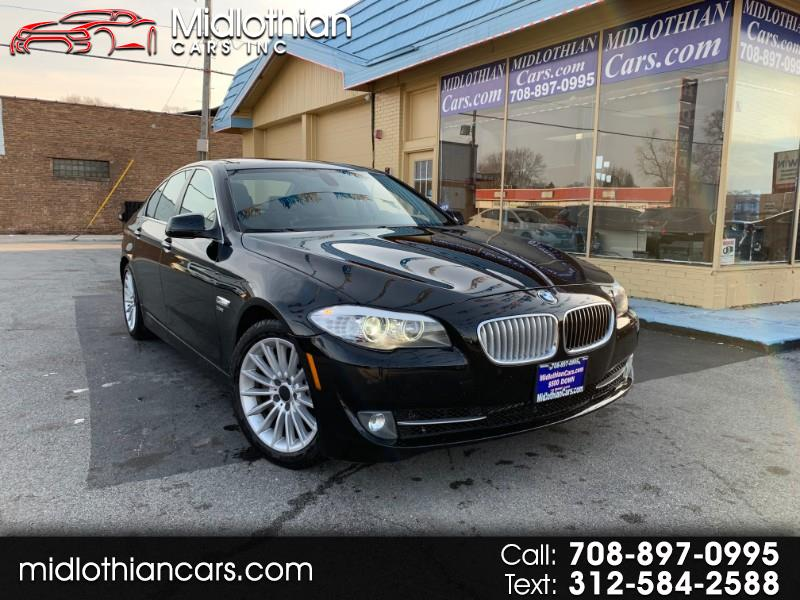 2011 BMW 5-Series XI
