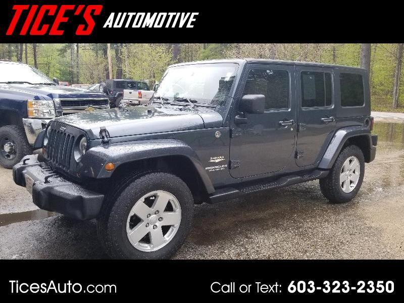 Jeep Wrangler Unlimited Sahara 4WD 2007