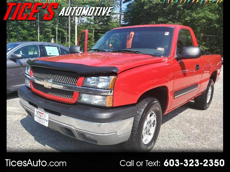 Chevrolet Silverado 1500 Short Bed 4WD 2003