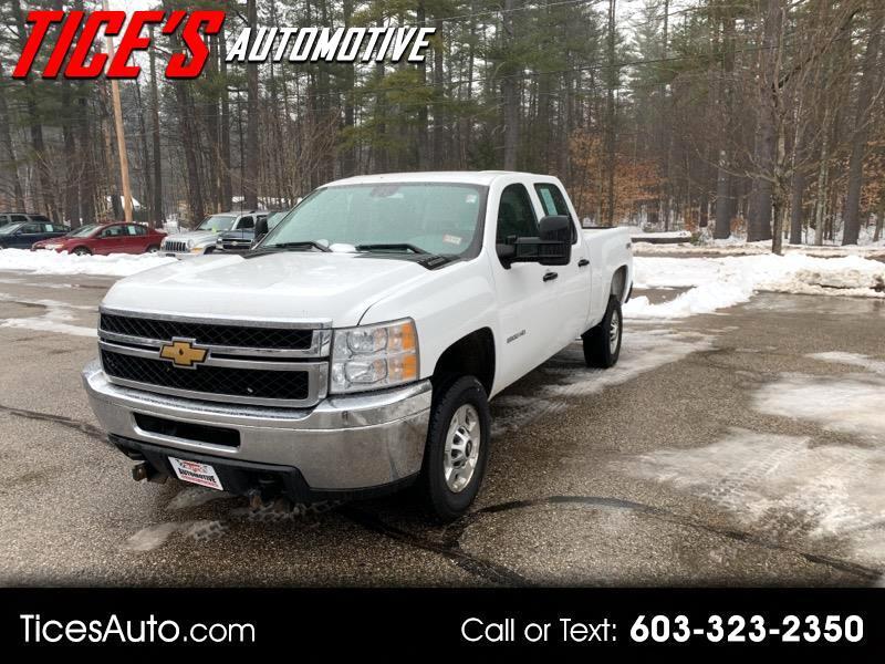 "Chevrolet Silverado 2500HD 4WD Crew Cab 153.7"" Work Truck 2014"