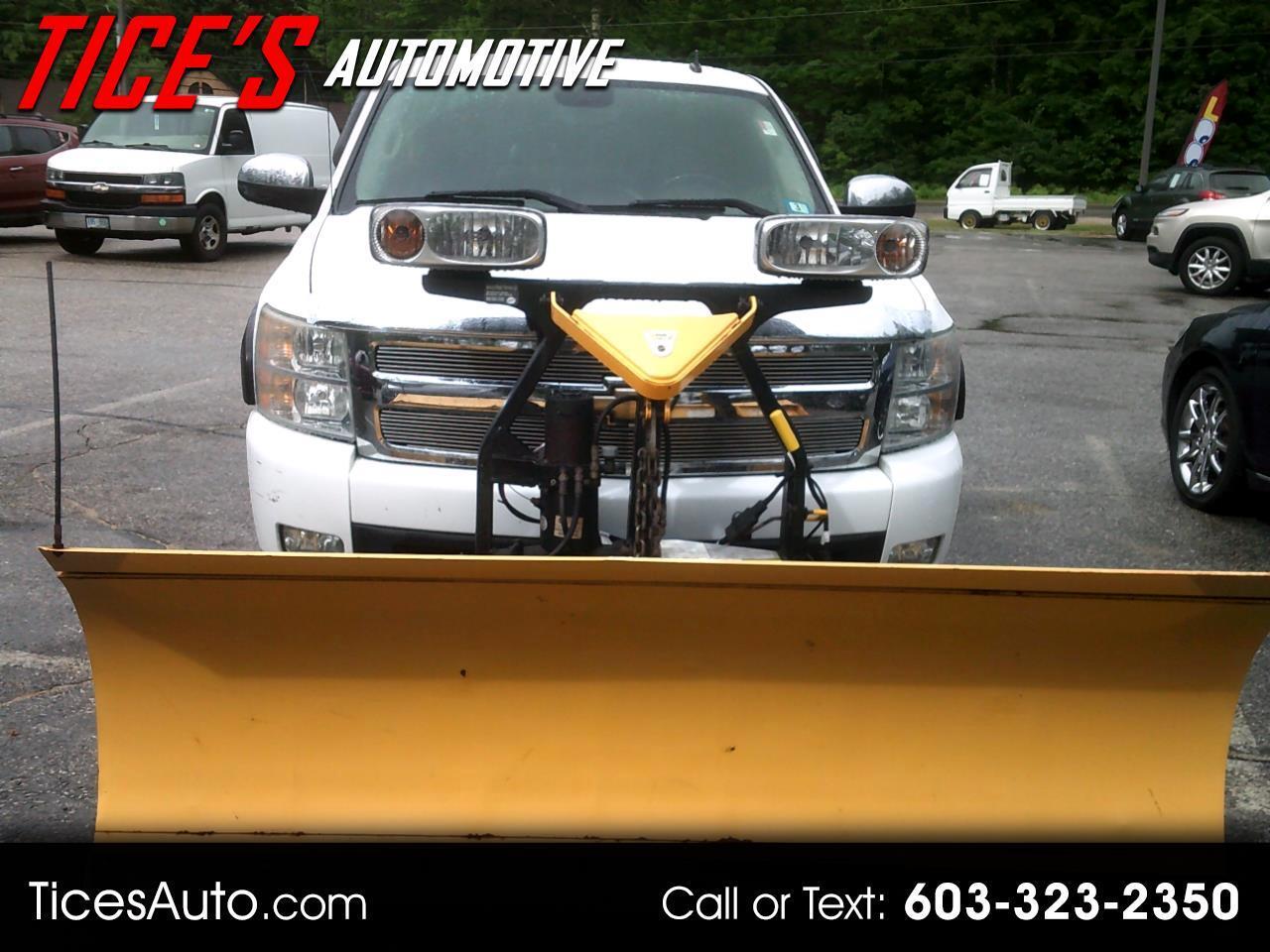 """Chevrolet Silverado 1500 4WD Ext Cab 143.5"""" LTZ 2008"""