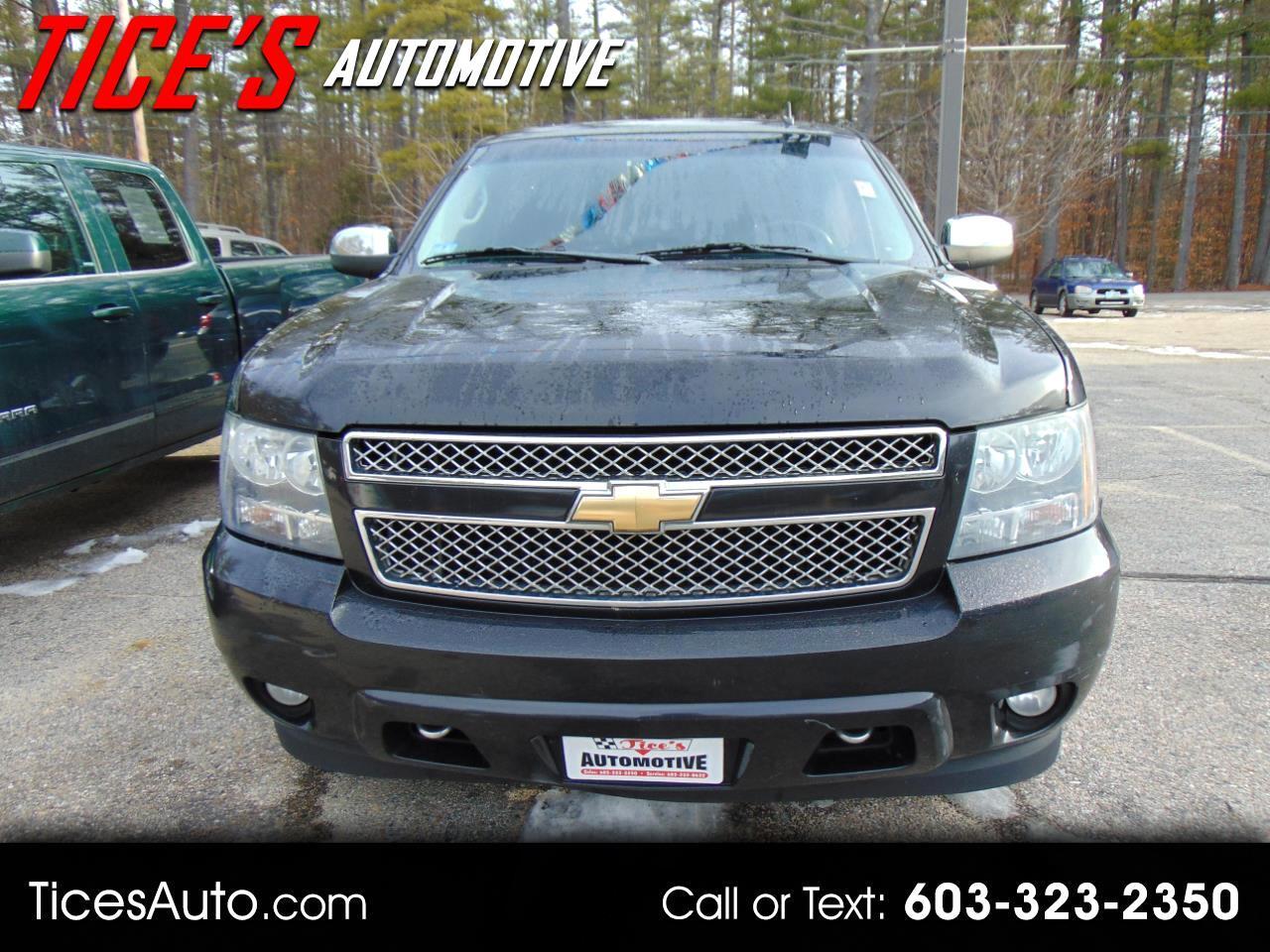 Chevrolet Tahoe 4WD 4dr 1500 LTZ 2011