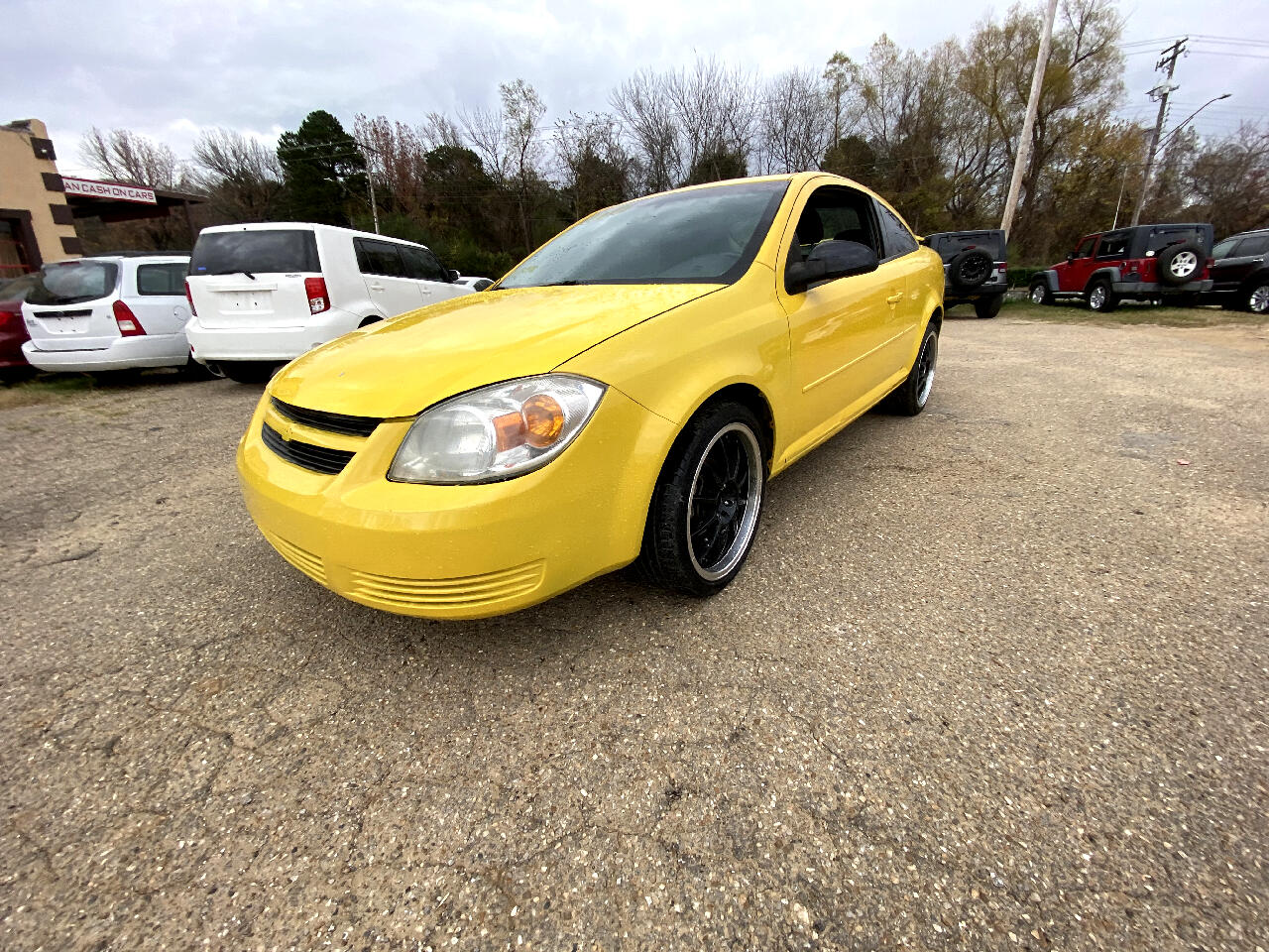 Chevrolet Cobalt LS Coupe 2005