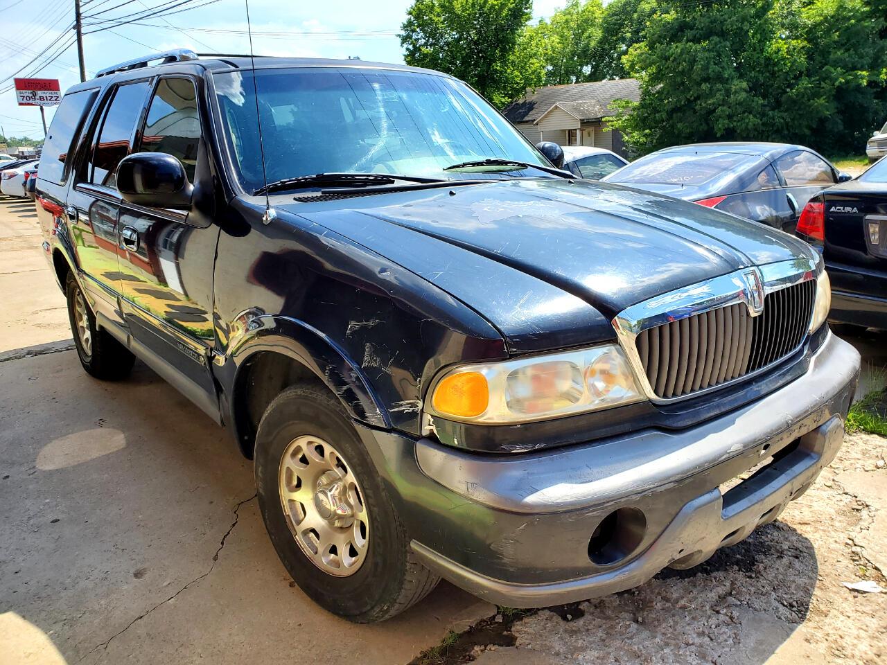 1998 Lincoln Navigator 2WD