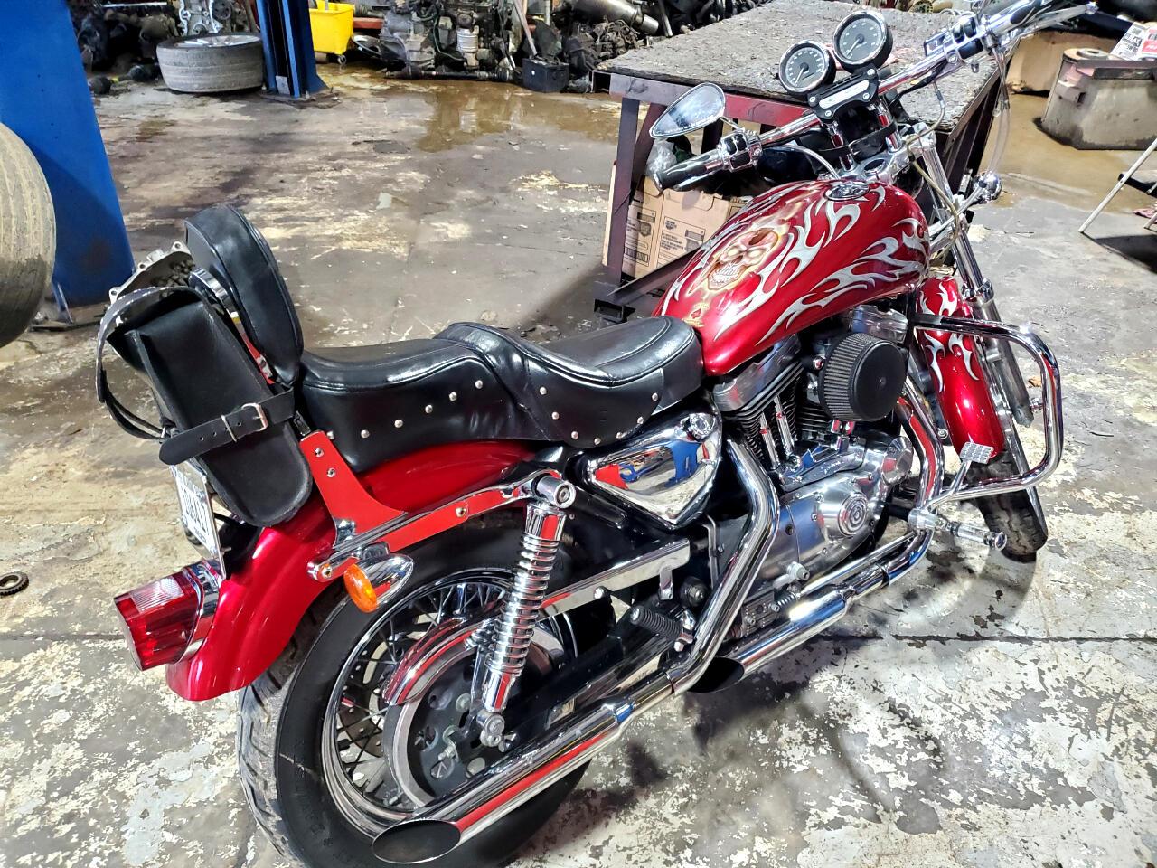 Harley-Davidson XL 1200  1992
