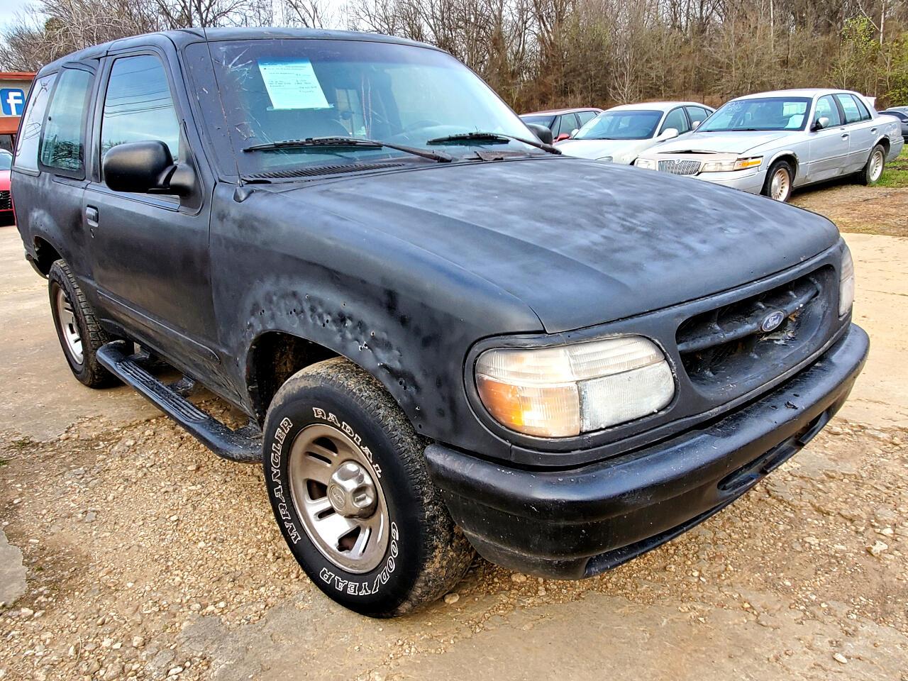 Ford Explorer Sport 2-Door 2WD 2000