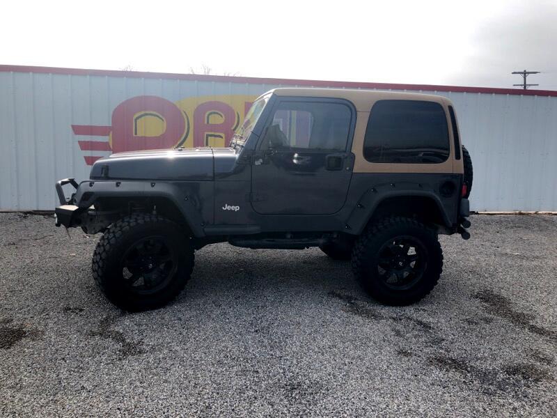 1997 Jeep Wrangler -