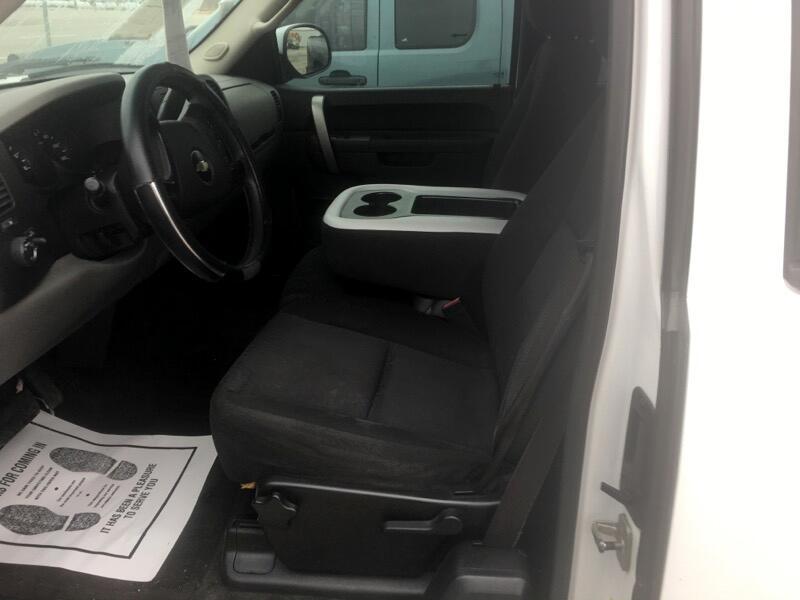 2010 Chevrolet Silverado 1500 LS Extended Cab 2WD