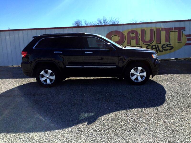 2012 Jeep Grand Cherokee 2WD 4dr Laredo