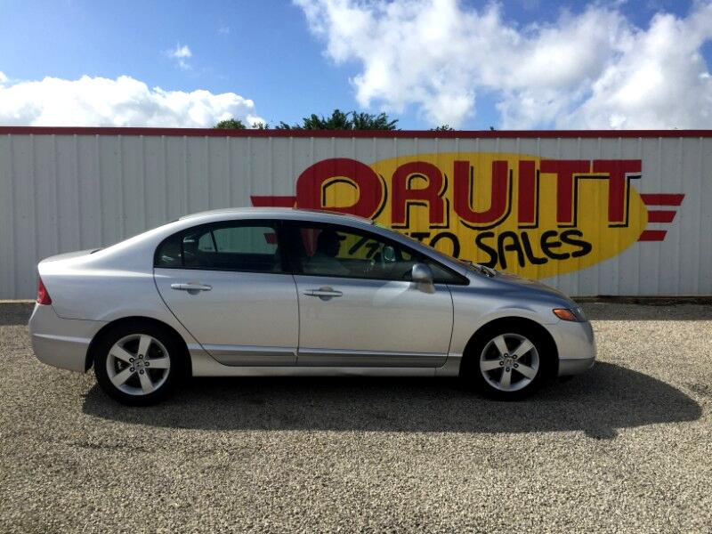 2006 Honda Civic 2dr Coupe EX Auto 1.6L