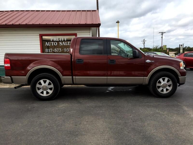 "2005 Ford F-150 2WD SuperCrew 145"" King Ranch"