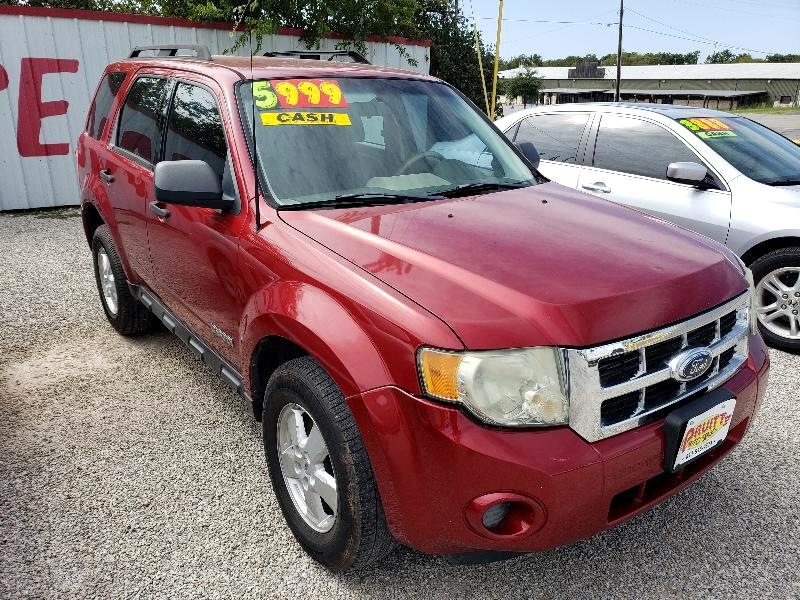 Ford Escape XLS 2WD Manual 2008