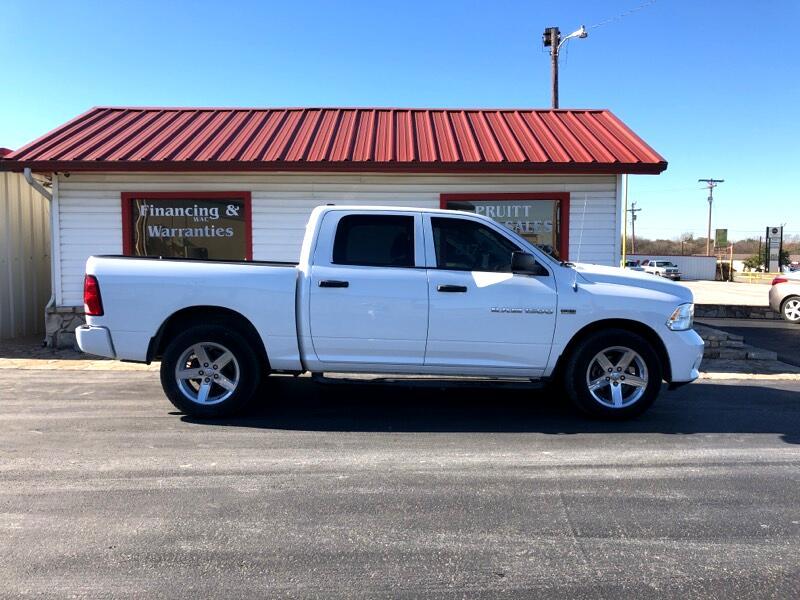 Dodge Ram Truck Base 2012