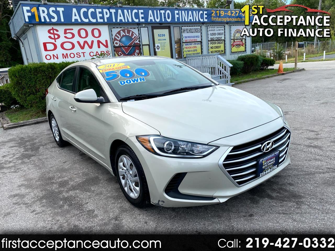 Hyundai Elantra SE 2.0L Auto (Alabama) *Ltd Avail* 2017