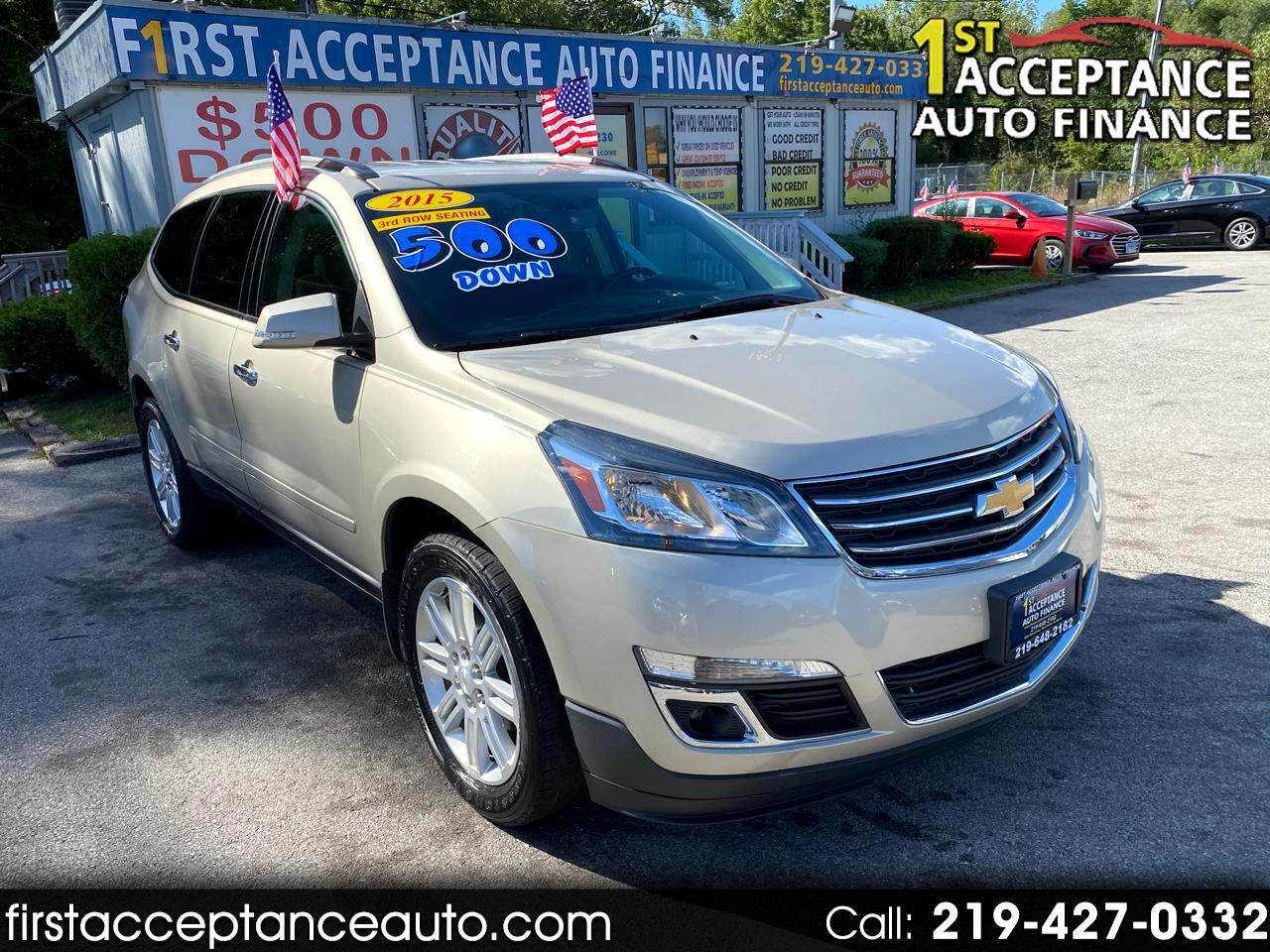 Chevrolet Traverse FWD 4dr LT w/1LT 2015