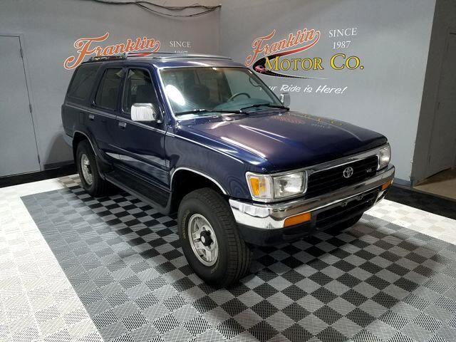 1995 Toyota 4Runner SR5 V6 4WD