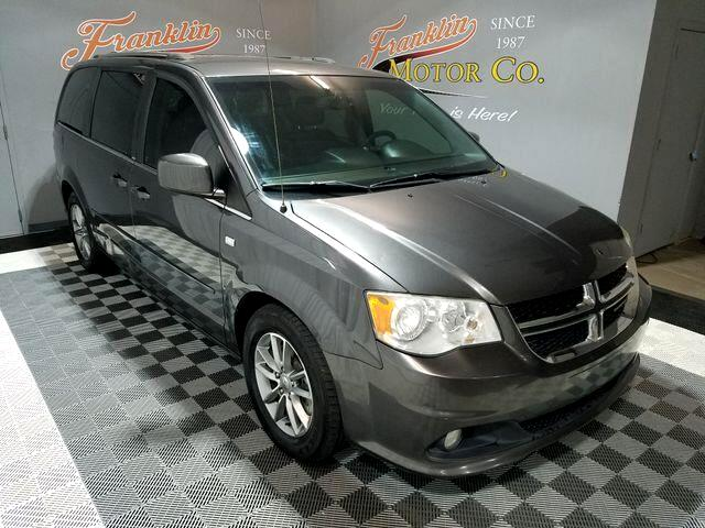2014 Dodge Grand Caravan 4dr Wgn SXT 30th Anniversary