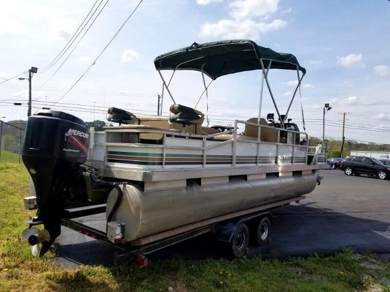 1998 Leisure Pontoons 2123 RE