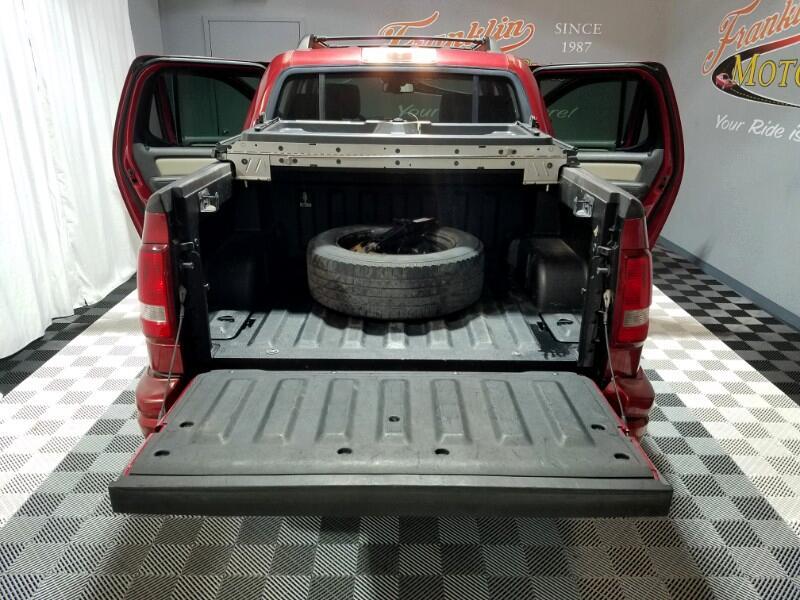 2007 Ford Explorer Sport Trac Limited 4.0L 2WD