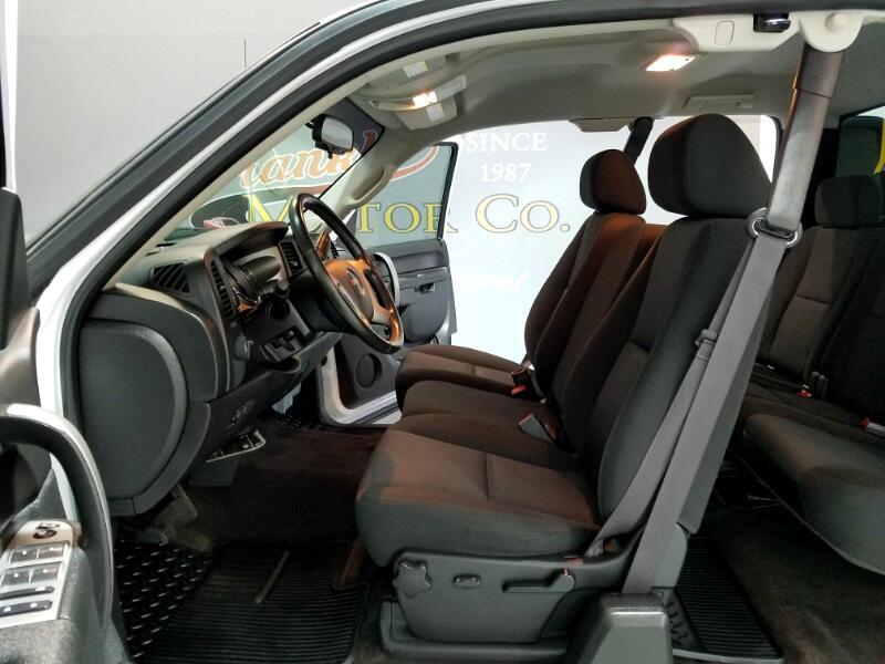 2013 GMC Sierra 2500HD SLE Ext. Cab 4WD