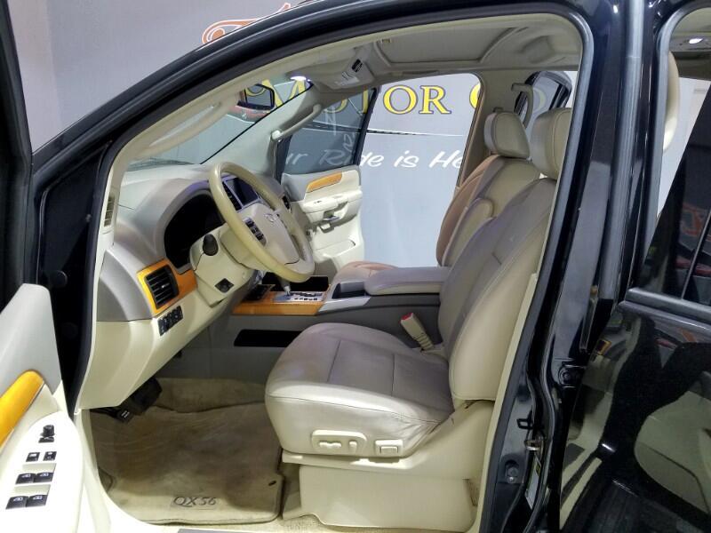 2010 Infiniti QX56 RWD