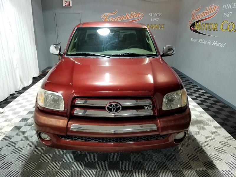 2006 Toyota Tundra SR5 Stepside Access Cab