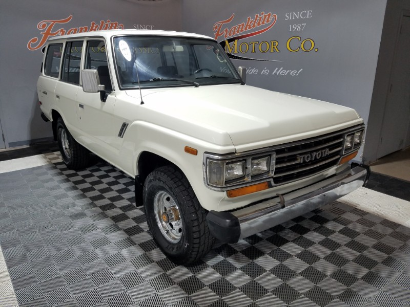 1988 Toyota Land Cruiser 4WD