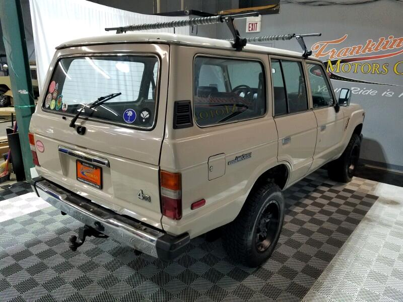 1989 Toyota Land Cruiser 4WD