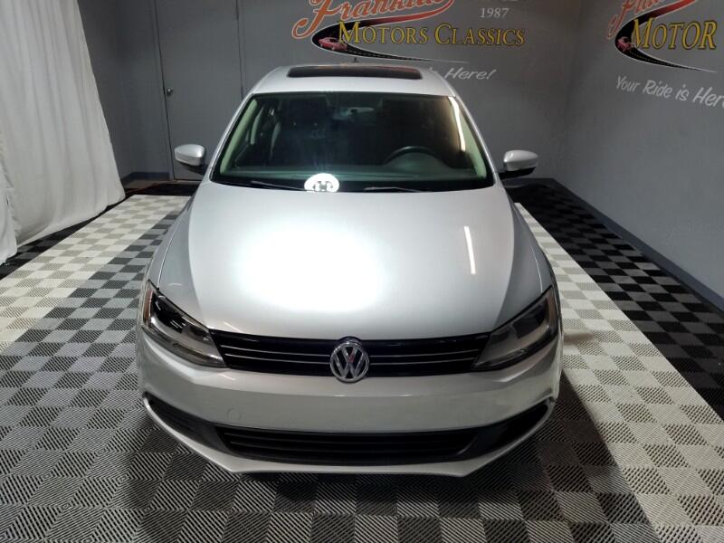 2011 Volkswagen Jetta 2.5 SEL