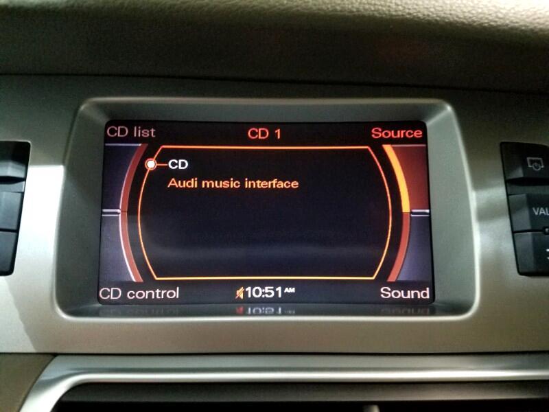 2009 Audi Q7 TDI quattro Premium