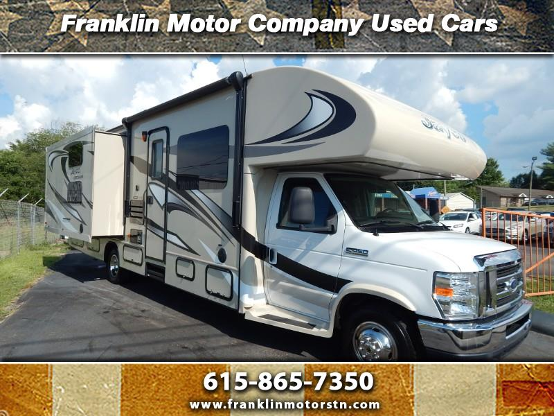 Ford Class C Motorhome Chassis  2015